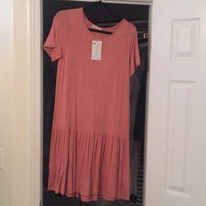 Light pink Shop Stevie dress